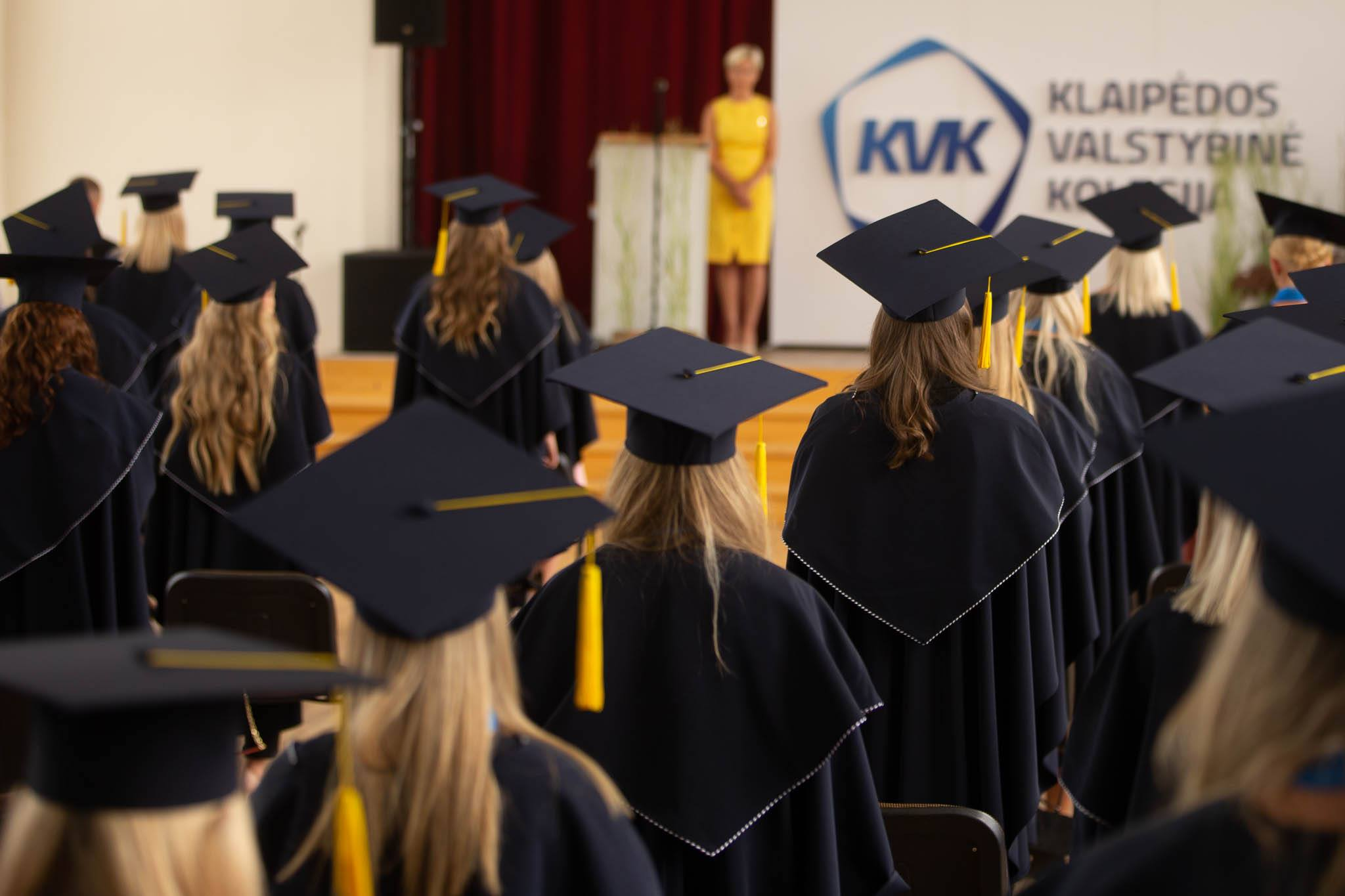 KVK accepted a record number of freshmen