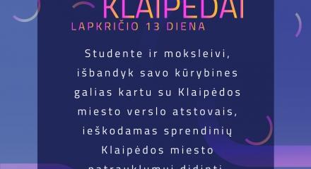 Jaunimas Klaipėdai!
