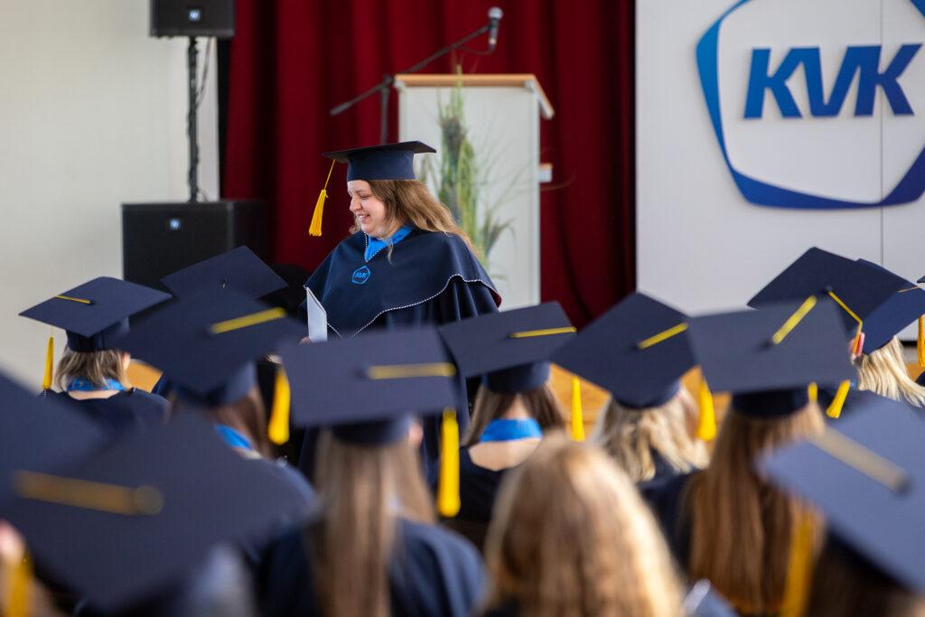 Klaipėdos valstybinės kolegijos absolventai papildys Vakarų regiono darbo rinką